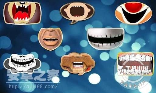 滑稽的嘴——制造点欢乐,让卡通人物代替你说话