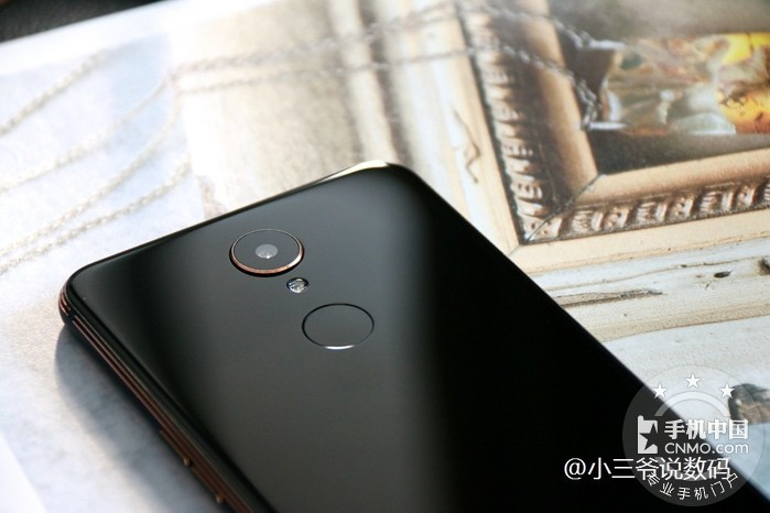 【小三爷评测】三重生物识别带来更高的安全性-国美U7手机评测第6张图_手机中国论坛